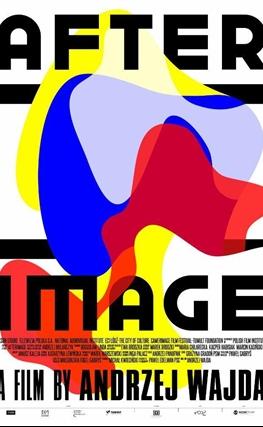 Portada de la película Los últimos años del artista: Afterimage