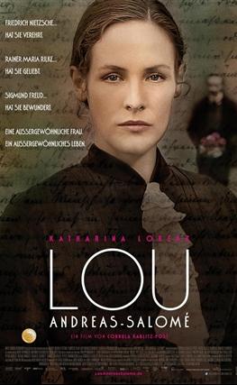 Portada de la película Lou Andreas-Salomé