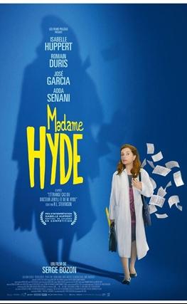 Portada de la película Madame Hyde