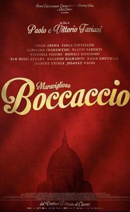 Portada de Maravilloso Boccaccio