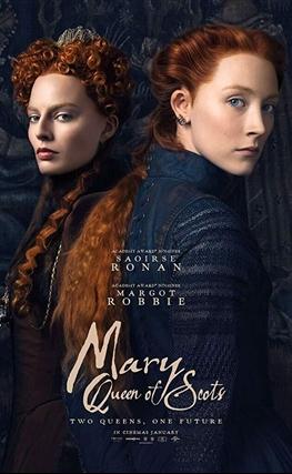 Portada de María, reina de Escocia