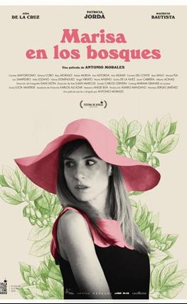 Portada de la película Marisa en los bosques