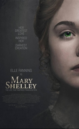Portada de Mary Shelley