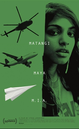 Portada de Matangi / Maya / M.I.A.