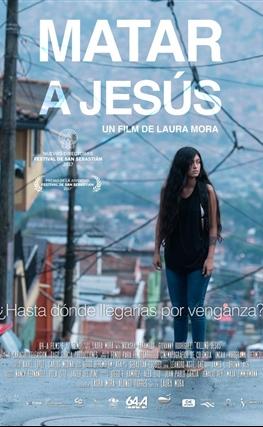 Portada de la película Matar a Jesús