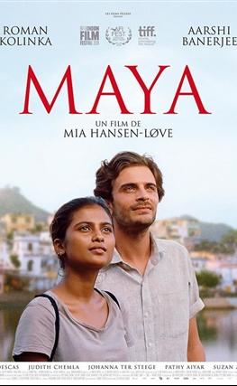 Portada de la película Maya