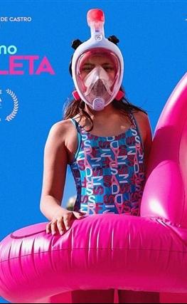 Portada de la película Me llamo Violeta