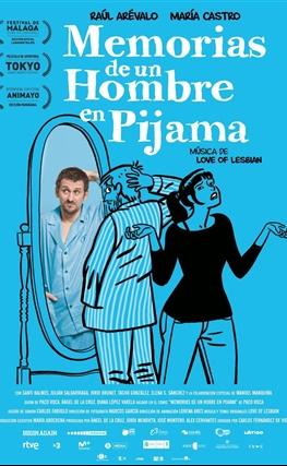Portada de la película Memorias de un hombre en pijama