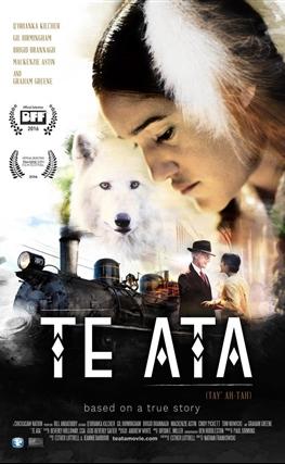Portada de la película Mi nombre es Te Ata