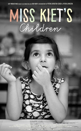 Portada de Miss Kiet's Children