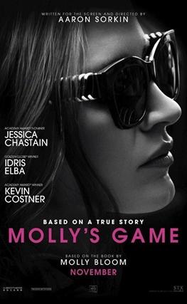 Portada de Molly's Game