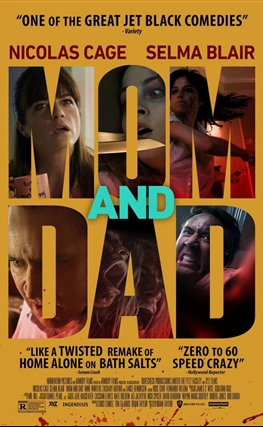 Portada de la película Mom and Dad