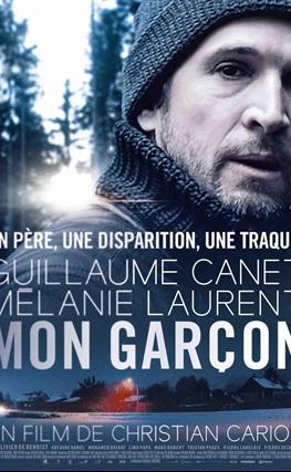 Portada de la película Mon garçon