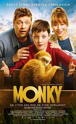 Portada de Monky