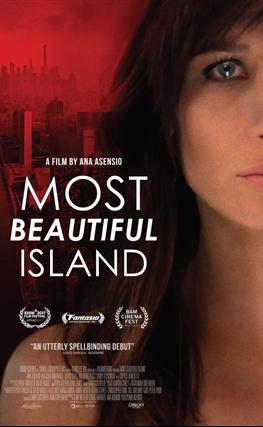 Portada de la película Most Beautiful Island