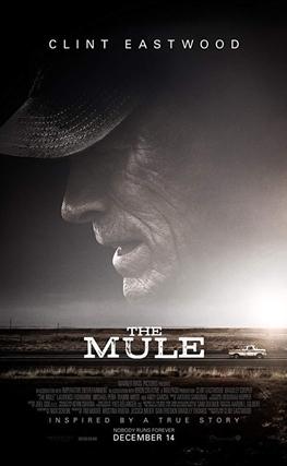 Portada de la película Mula