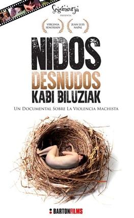 Portada de la película Nidos desnudos
