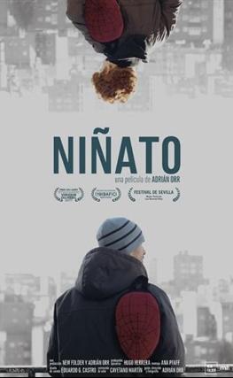 Portada de la película Niñato