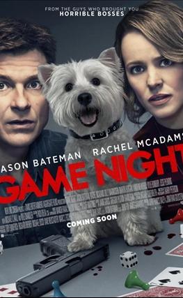 Portada de la película Noche de juegos