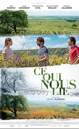 Portada de la película Nuestra vida en la Borgoña