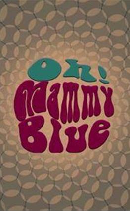 Portada de ¡Oh Mamy Blue!