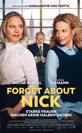 Portada de la película Olvídate de Nick