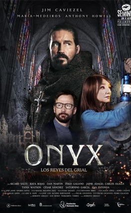 Portada de la película Onyx, los reyes del grial