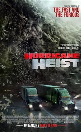 Portada de la película Operación: Huracán