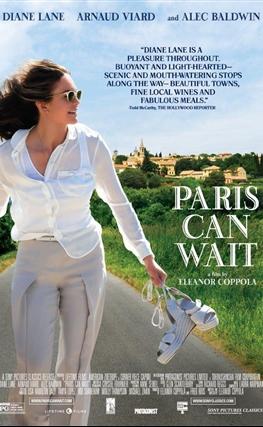 Portada de la película París puede esperar