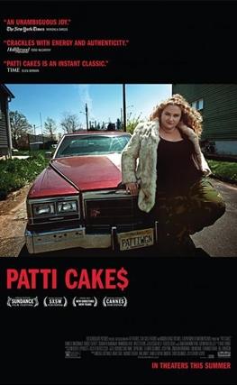Portada de la película Patti Cake$