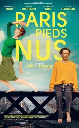 Portada de la película Perdidos en París