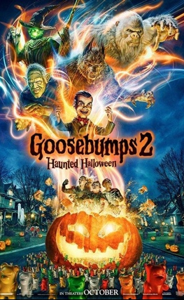 Portada de la película Pesadillas 2: Noche de Halloween