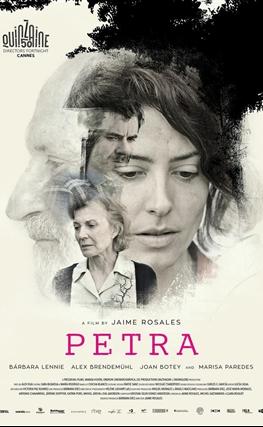 Portada de Petra
