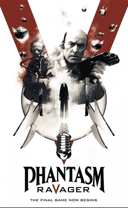 Portada de la película Phantasma: Desolación