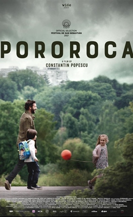 Portada de la película Pororoca