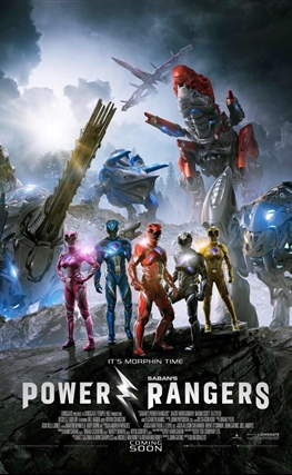 Portada de Power Rangers