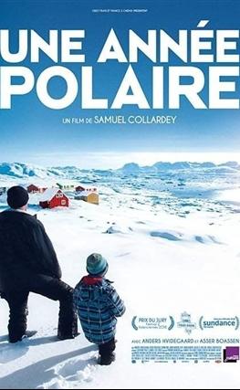 Portada de la película Profesor en Groenlandia