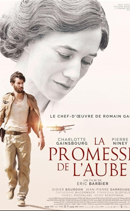 Portada de Promise at Dawn