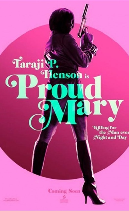 Portada de Proud Mary