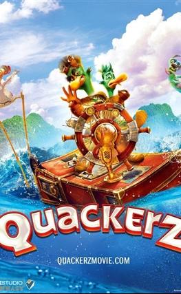 Portada de Quackerz
