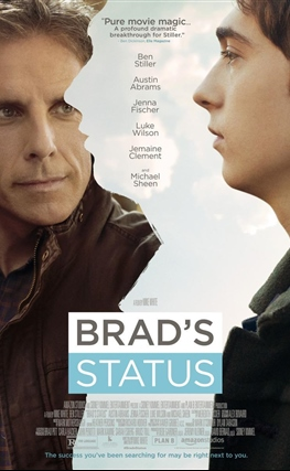 Portada de la película Qué fue de Brad