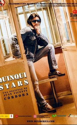 Portada de la película Quinqui Stars