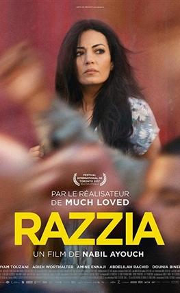 Portada de la película Razzia