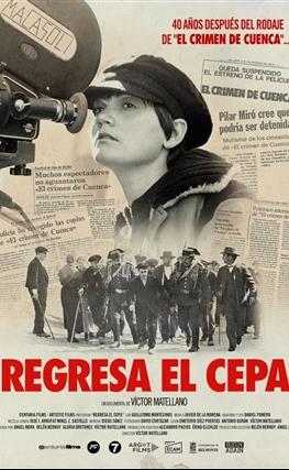 Portada de la película Regresa El Cepa
