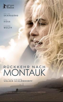Portada de la película Regreso a Montauk