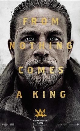 Portada de la película Rey Arturo: La leyenda de Excalibur