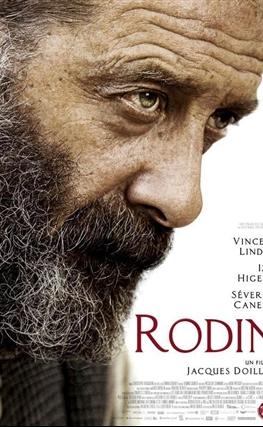 Portada de la película Rodin