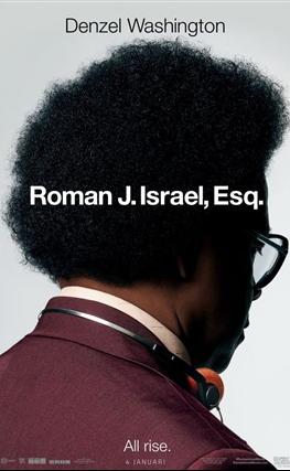 Portada de Roman J. Israel, Esq.