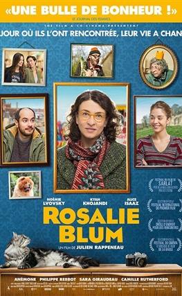 Portada de la película Rosalie Blum