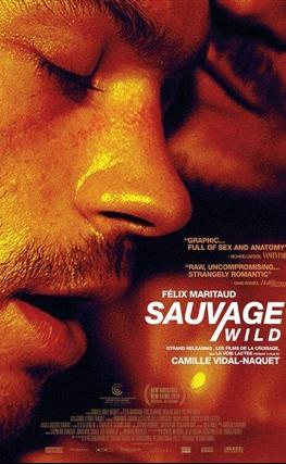 Portada de la película Sauvage